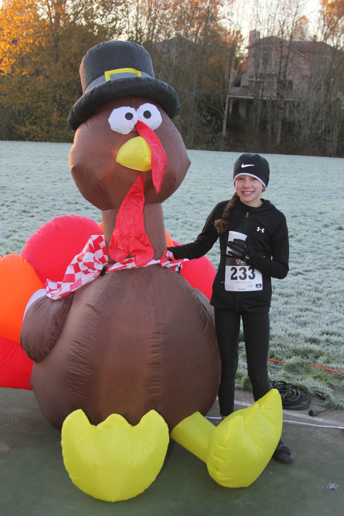 The Turkey Trot was a Smashing Success!