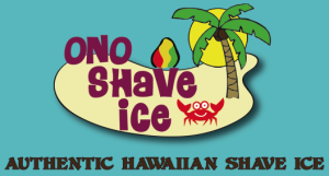 Shave Ice Truck Logo